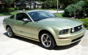 2005-Ford-Mustang-GT-Legend-Lime