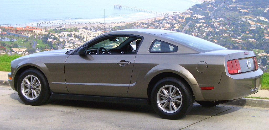 2015 Mustang Colors >> 2005 Paint Codes – S197 Mustang
