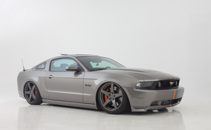 2011 Tjin Edition Ford Mustang GT