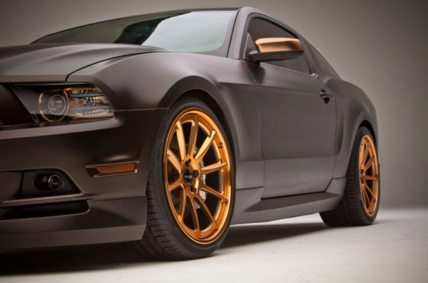 Powered By Women 2013 Ford Mustang GT