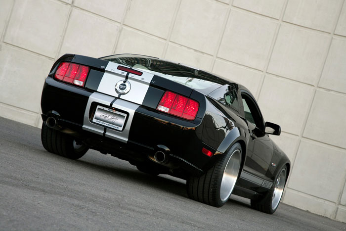 Shelby Mustang Widebody