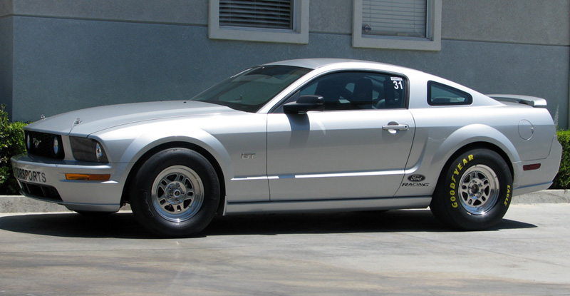 2005 Ford Mustang GT Drag Car