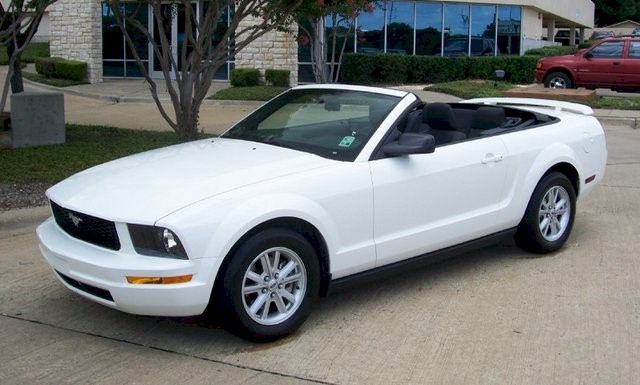 Ford Racing Parts >> 2005 Paint Codes – S197 Mustang